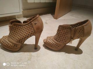 Zapatos tacón talla 36