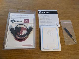 Disco duro WDLabs para Raspberry Pi 375GB