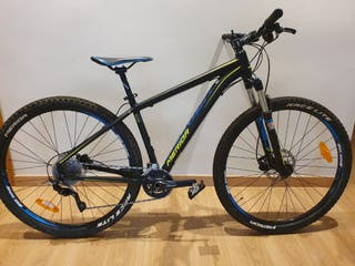 Bicicleta montaña merida big nine600 2015