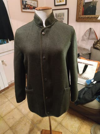 Burberry chaqueton loden mujer