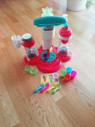 Heladería de Play-Doh
