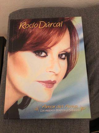 """Rocío Durcal """"Amor del Alma"""" Boxset 3cd libro"""