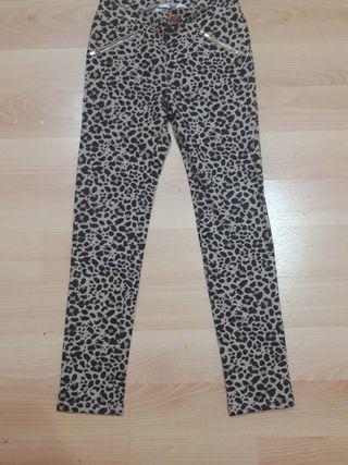 pantalones h&m de 9 a 10 años