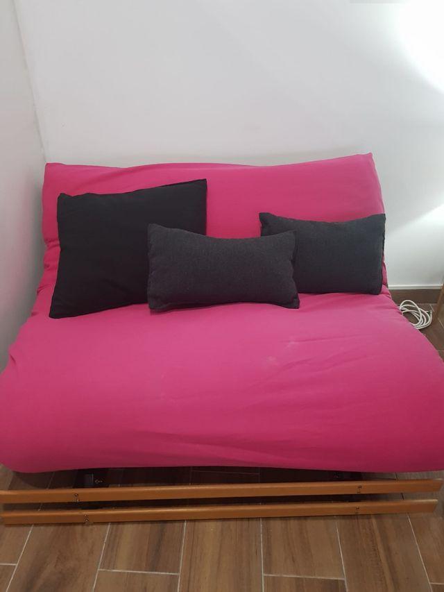 futón sofá cama nuevo