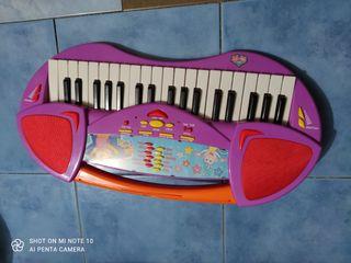 órgano de Dora