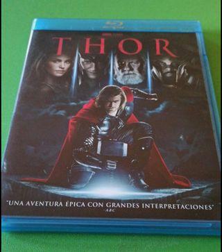 Thor, película en Blue ray