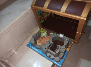 Cofre maletín Playmobil