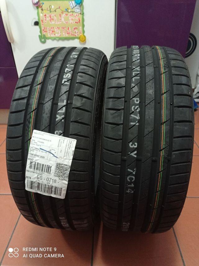 se venden neumáticos nuevos (a estrenar)
