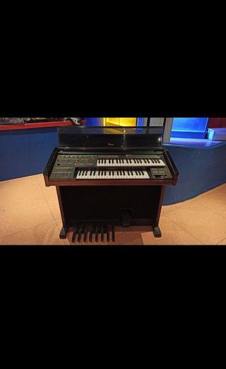 Organo Yamaha Electone mc600