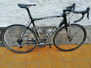 Bicicleta de carretera carbono Trek Madone 5.2