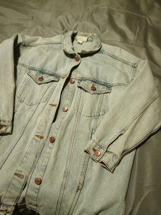 Monki denim oversize jacket