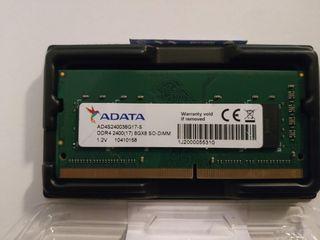 Memoria RAM para portatil de 8 GB DDR4 ADATA