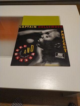 Vinilo Maxi Captain Hollywood