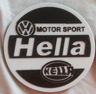 Tapas Hella Volkswagen motorsport