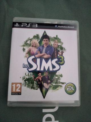 Los Sims 3 juego Ps3