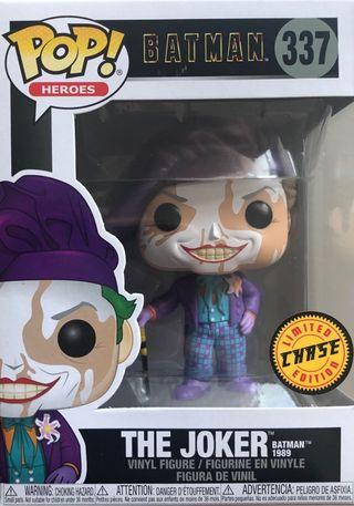 Funko Pop Chase The Joker Batman 1989