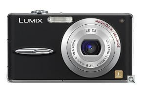 Camara de fotos Panasonic Lumix FX30