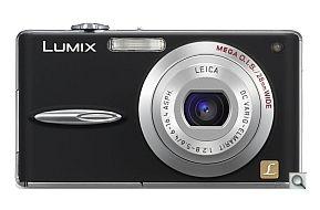 Camara de fotos Lumix FX30 lente Leica