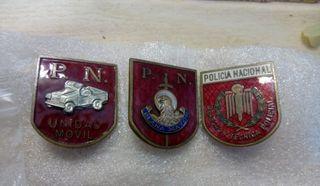insignias pin militares