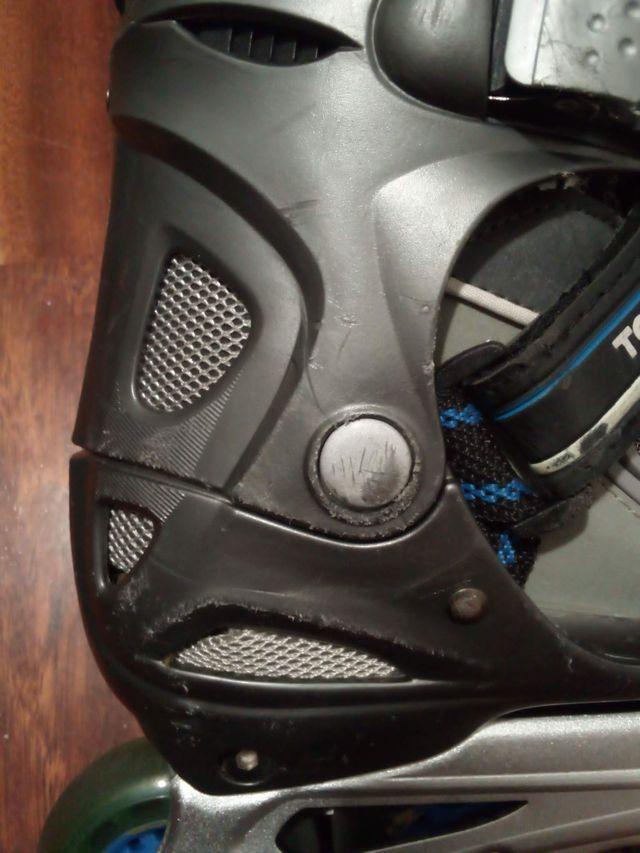 Roller Topic Noisy,ajustable 34-37+bolsa
