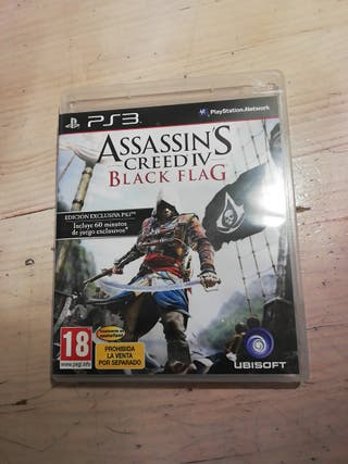AC 4 Black Flag PS3