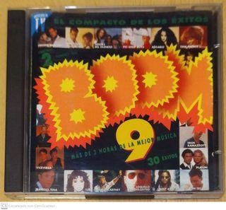 BOOM 9 - Doble CD 1993