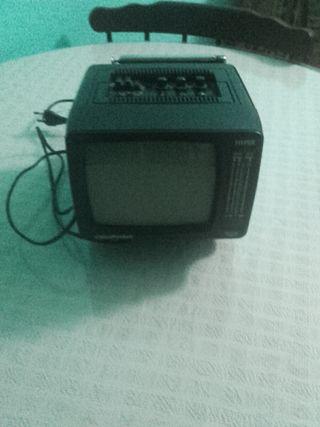 Antiguo televisor portátil Hyper Videopocket