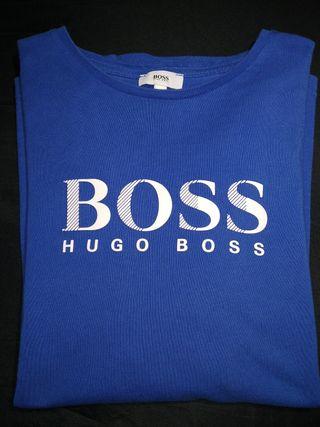 Camiseta autentica hugo boss niño