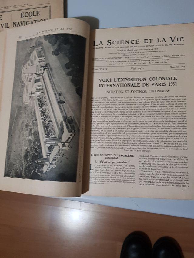 Revistas de ocio editadas en frances