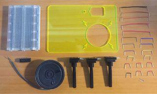 Kit de componentes para Arduino