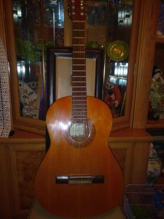 guitarra española flamenca