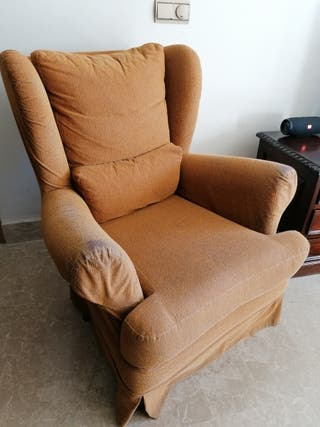 sillón butaca mecedora giratorio