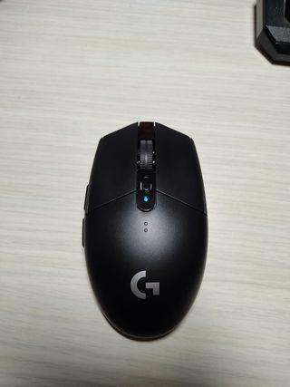 Ratón LogiTech G 305 Wirless
