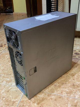 HP Z400 WORKSTATION (x2) INTEL XEON W3505. 2,53GHz