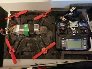 Pack completo Dron FPV gafas Fatshark