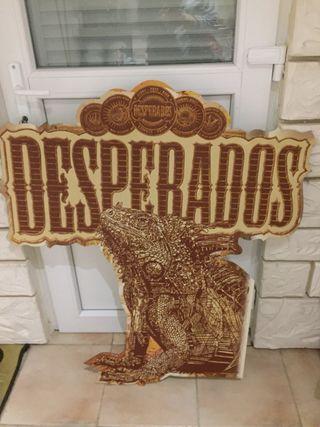 Pancarte Desperados