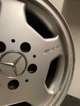 4x AMG llantas Monoblock