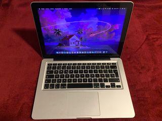 "MacBook Pro 2012 13"" i7 870ssd"