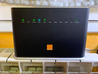 Router Livebox evolution Adsl+4g Huawei HA35-22
