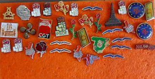 insignias pin
