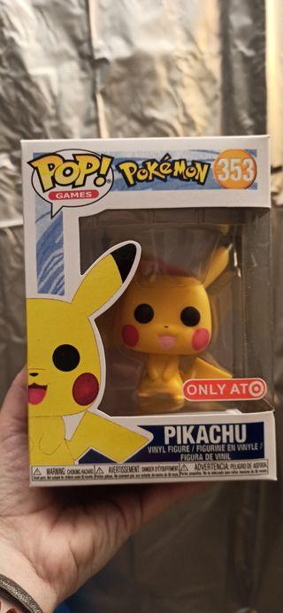 funko pikachu japonés
