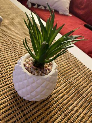 Planta artificial piña Maisons du Monde