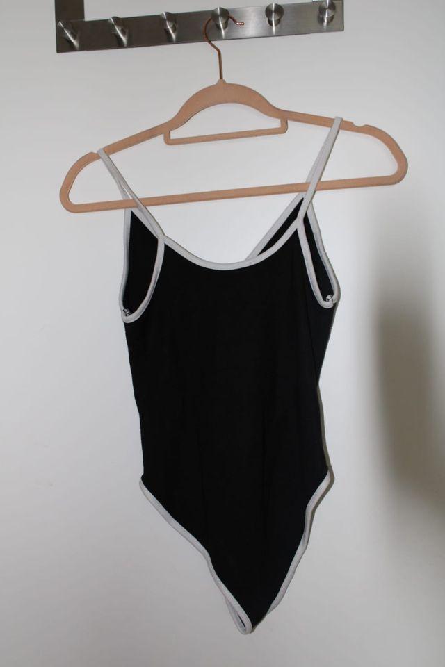 Black sexy comfortable bodysuit