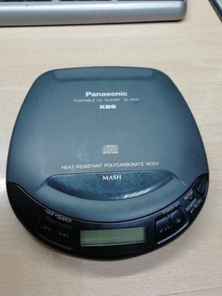 Lector de CD portatil