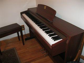 Piano Yamaha Clavinova CLP 220