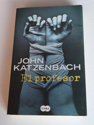 John Katzenbach / El Profesor / libro