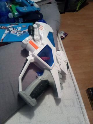 A light gun
