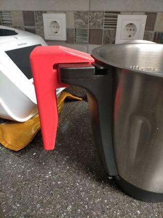 Robot de cocina lidel Asa mango Monsieur cuisine