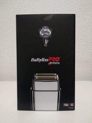 Máquina afeitadora Babyliss Pro Foil FX02 inalámbr