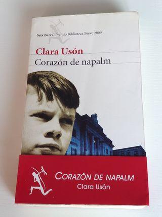 Corazón de Napalm / Clara Uson